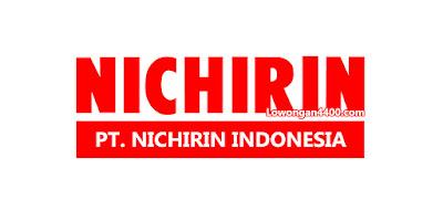 Lowongan Kerja PT. Nichirin Indonesia Karawang Agustus 2020