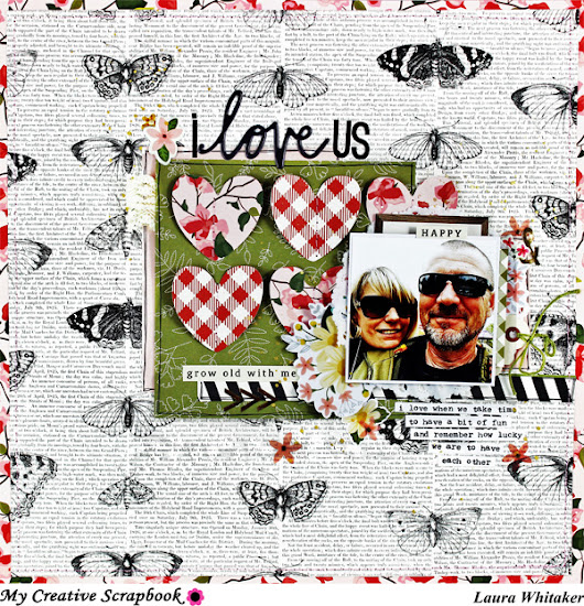 I Love Us | My Creative Scrapbook