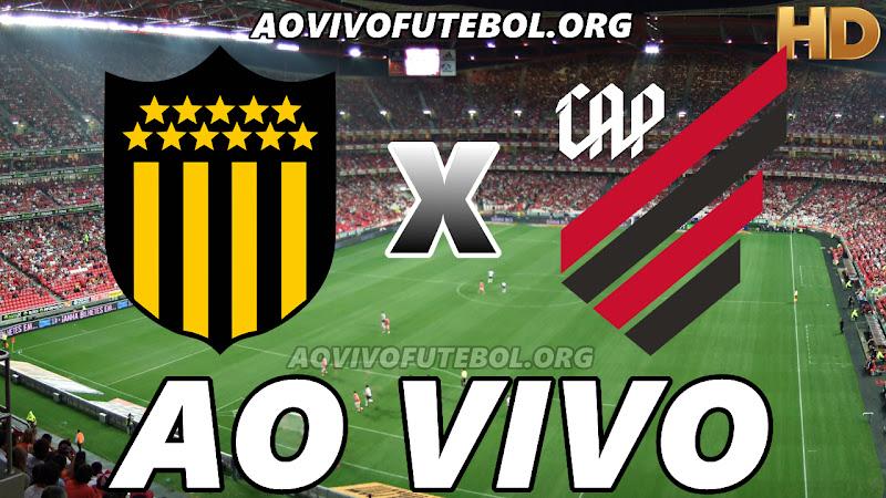 Peñarol x Atlético Paranaense Ao Vivo HD Online