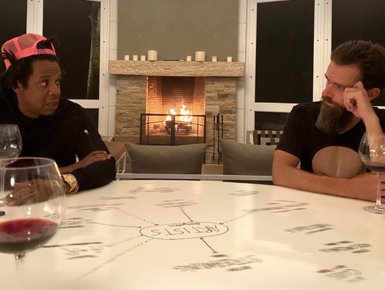 Twitter CEO Jack Dorsey Acquires Majority Stake In Jay-Z's Tidal