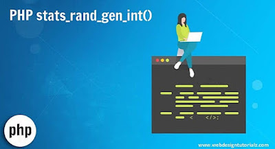 PHP | stats_rand_gen_int() Function