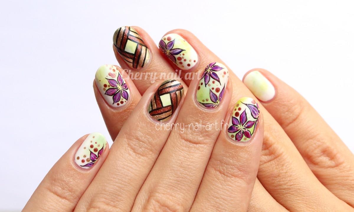 nail-art-fleur-geometrique