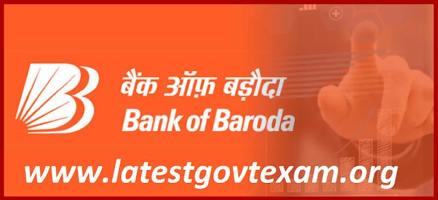Bank of Baroda Recruitment 2019 for IT Professionals | 25 Vacancies | Last Date: 2 September 2019
