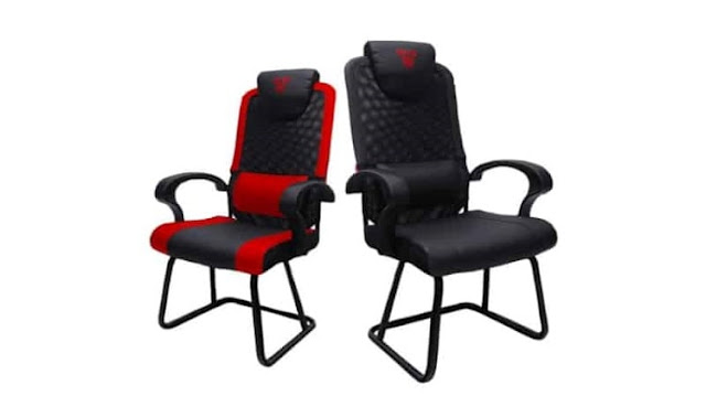 Kursi Gaming Murah Terbaik - Fantech Gaming Chair GC 186