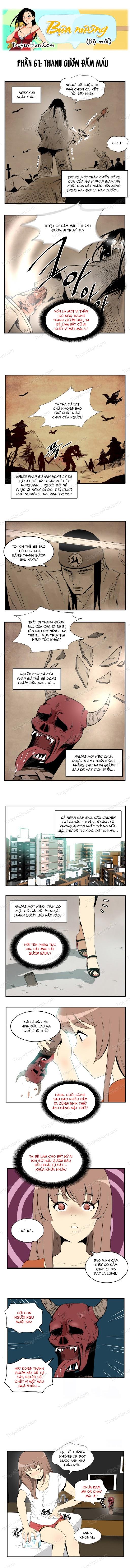Bựa nương (bộ mới) phần 61: Thanh gươm đẫm máu