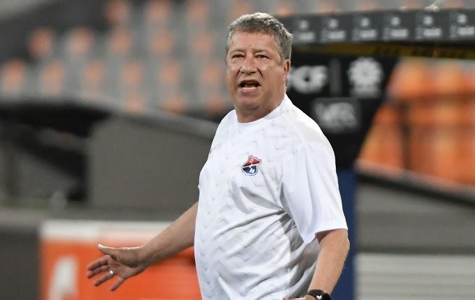 """Habló 'Bolillo' tras el empate entre Independiente Medellín y Deportivo Cali: """"Empatamos ante un rival de categoría"""""""