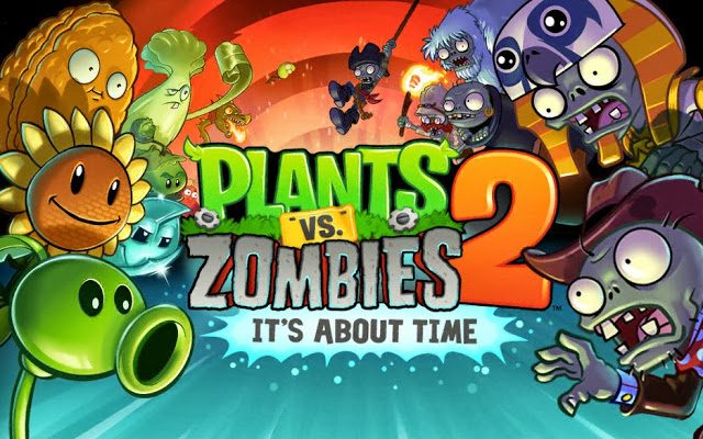 Plants vs. Zombies 2 for iOS
