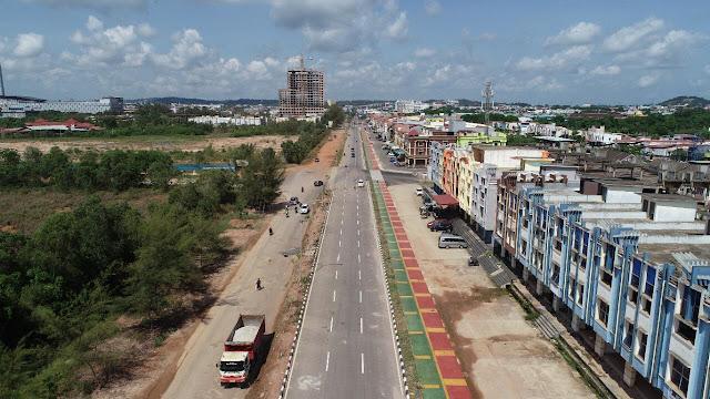 Kepala BP Batam: Pembangunan Jalan Bundaran Madani Menuju Ocarina Tingkatkan Konektivitas Aktivitas Perdagangan dan Pariwisata