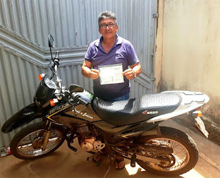 PI – Motociclista é multado por não usar cinto de segurança