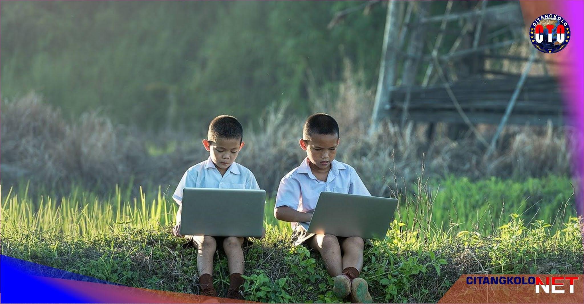 Sudah Cair ! Bantuan Kuota Data Internet  Gratis Belajar Online