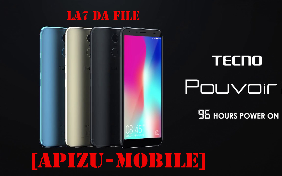 REMOVE FRP TECNO Pouvoir 2 LA7 CUSTOM DA WORKING 100% - PITIFUL TECH