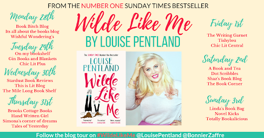 Blog Tour Stop with Extract - Wilde Like Me by Louise Pentland