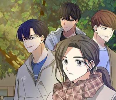 Webtoon My Sibling's Friend Full Episode