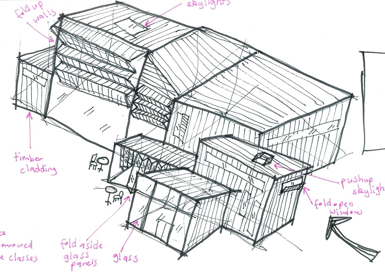 Howard Smith Wharves Development Resolving The Floor Plan