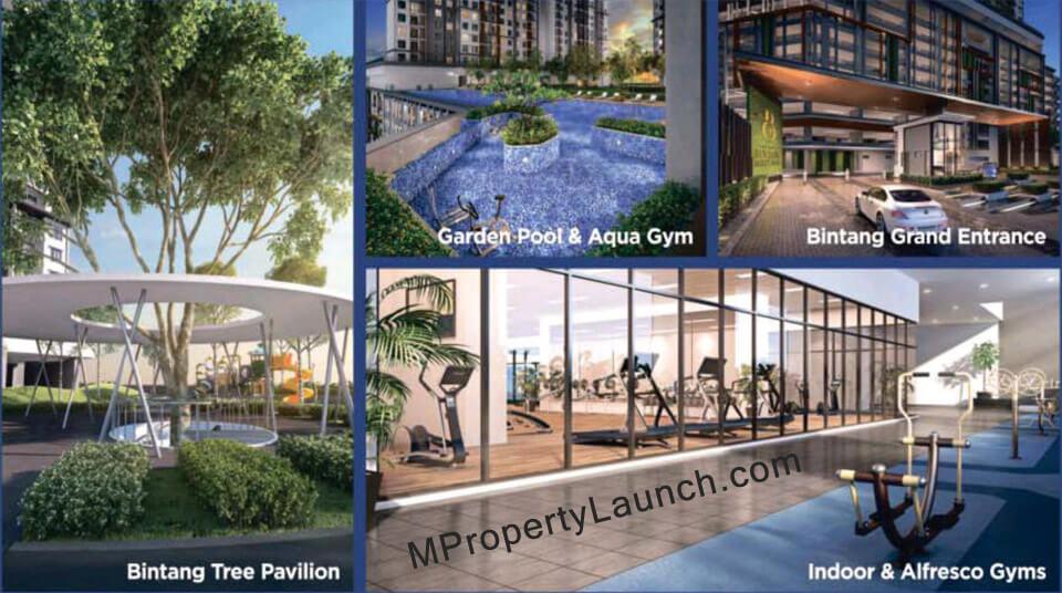 Residence Bintang Bukit Jalil Condominium Facilities
