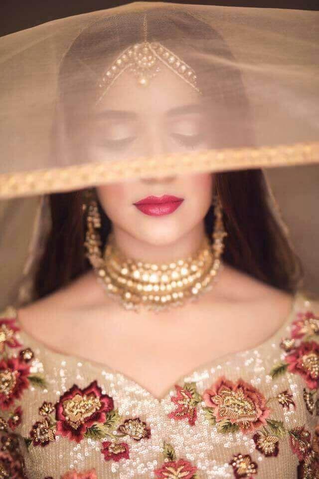 Asian beautiful bridal