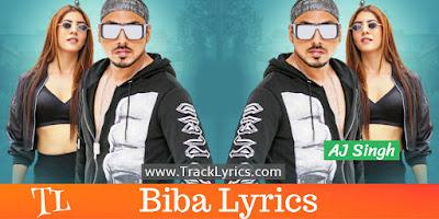biba-lyrics