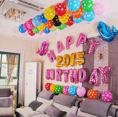 dekorasi ulang tahun anak terbaru