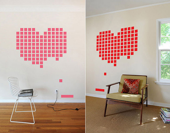 Creative Sticker Designs To Live Up Your Room Wall Web