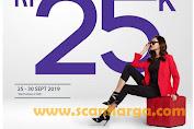 Promo Matahari Cashback Dari OVO Terbaru 25 - 30 September 2019