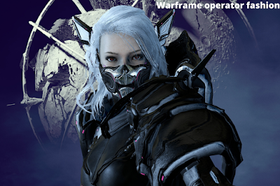 warframe operator fashion
