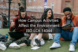 How Campus Activities Affect the Environment | ISO LCA 14044