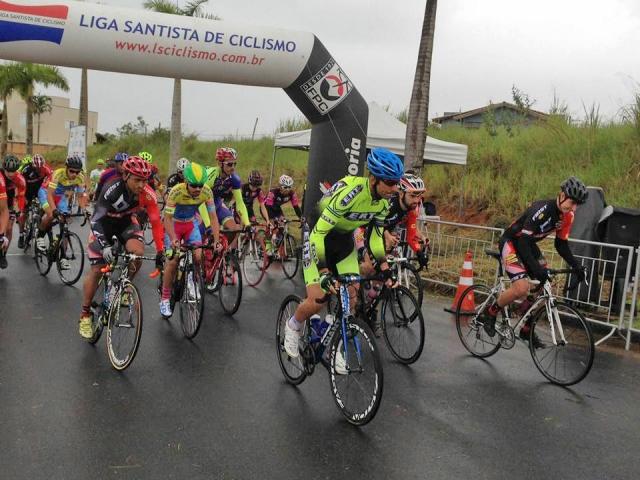 Registrenses fazem bonito no Campeonato Metropolitano de Ciclismo