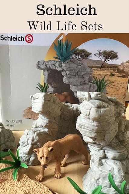 Schleich Wild Life Sets