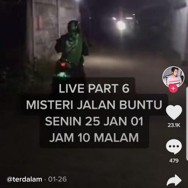 Kisah TPU Tanpa Tanda di Depok di Balik Viral TikTok 'Jalan Buntu'