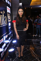 Meghana Gore looks super cute in Black Dress at IIFA Utsavam Awards press meet 27th March 2017 46.JPG