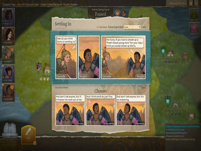 Wildermyth PC Game Free Download