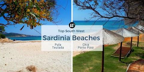 Top south west Sardinia beaches | Pula, Chia, Teulada, Porto Pino | wayamaya