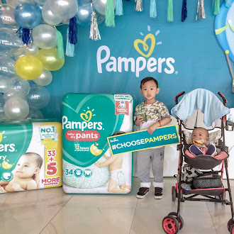 PAMPERS BABY DANCE PARTY