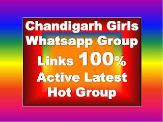 Chandigarh Girls Whatsapp Group Links