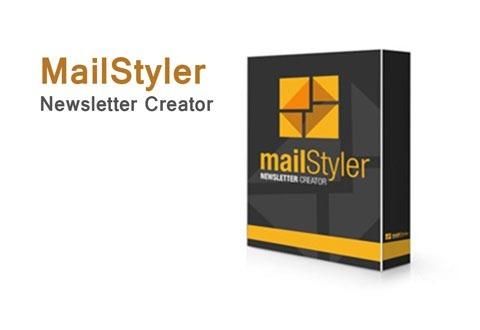 MailStyler Newsletter Creator Pro Download Grátis