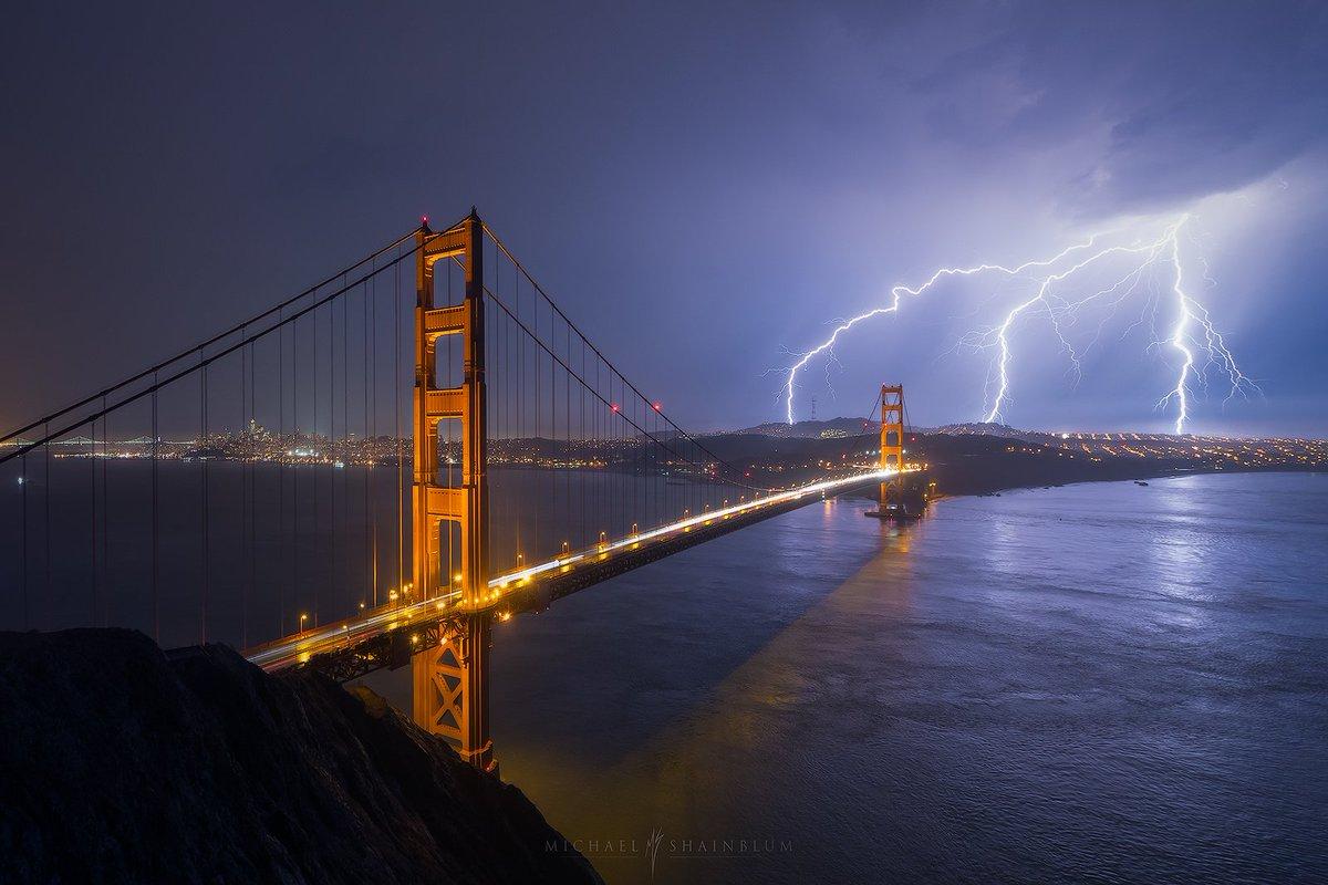 Titanium Toast Lightning Crashes