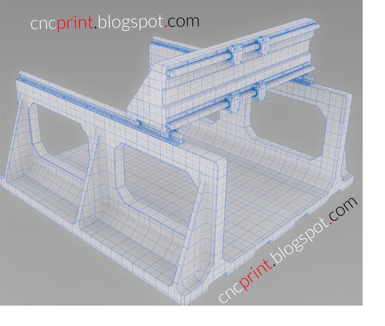 cnc portalfr se 3d drucker beton traue dich new concept concrete cnc material beton. Black Bedroom Furniture Sets. Home Design Ideas