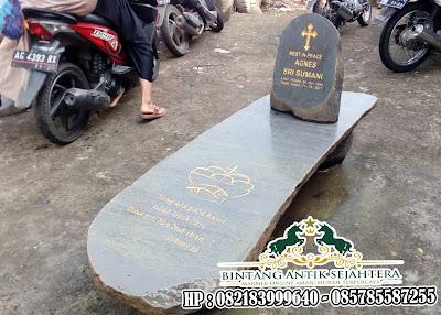 Makam Katholik | Makam Kathalok Banjaran | Kijing Makam Sederhana
