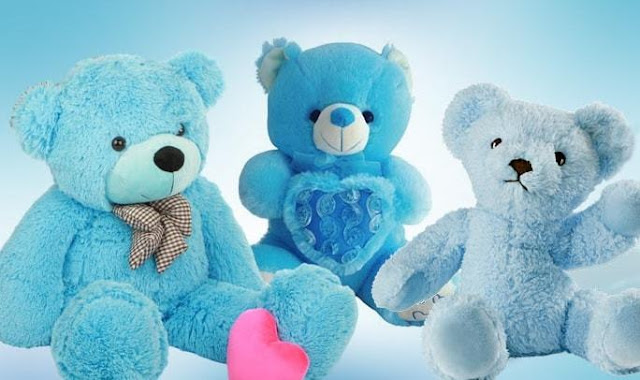 Happy Teddy Day 3D Pictures Download