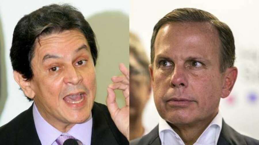 """Jefferson: """"A cara do PSDB, é o Doria, vindo lá do abismo, lá de baixo, é satanista"""""""