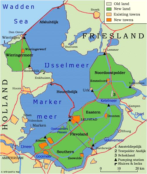 Golfo Zuiderzee | Holanda