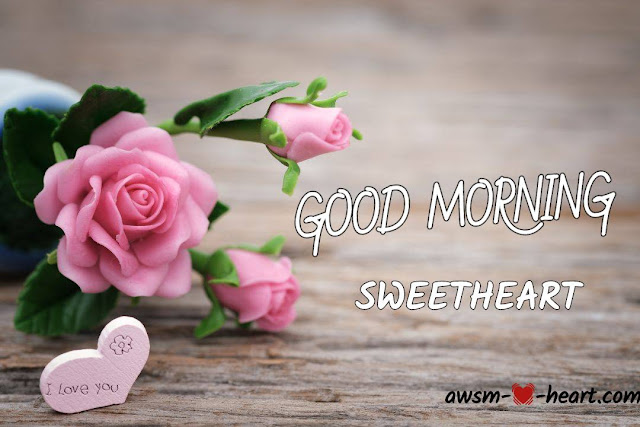 Good morning love pic hd
