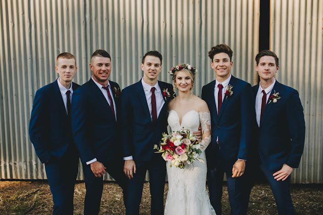 BRISBANE WEDDING PHOTOGRAPHER FOY & CO