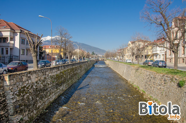 Dragor River - Bitola - Macedonia