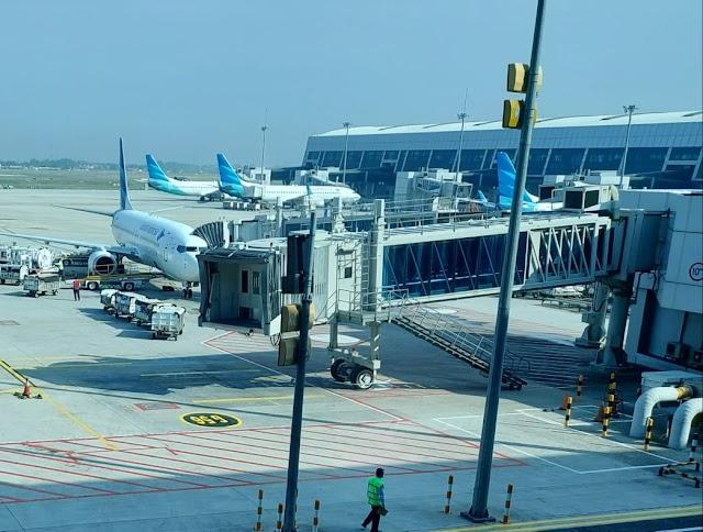 Persiapan Bandara AP II Jelang Angkutan Nataru 2020/2021