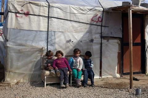 Menekült családok válhatnak hajléktalanná Libanonban