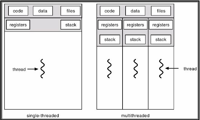 single-thread & multi-thread