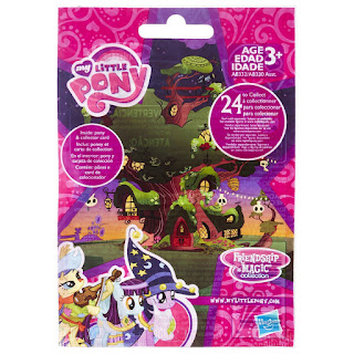 Wave 16 my little pony blindbag ponies