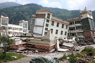 6 Gempa Bumi Paling Mematikan Sejak 1950