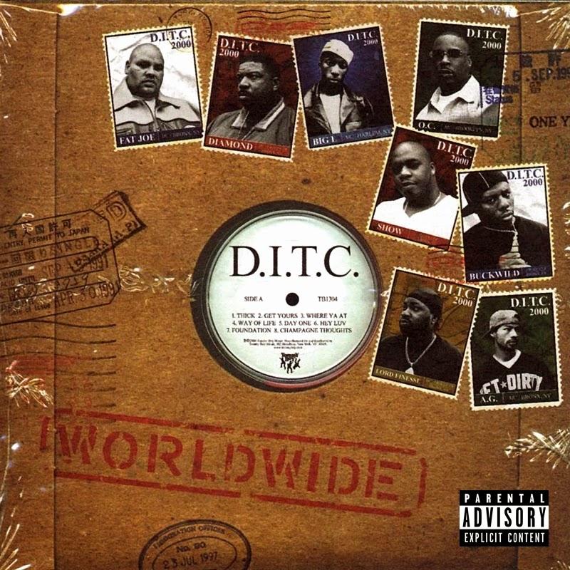 D.I.T.C. - D.I.T.C. (2000)